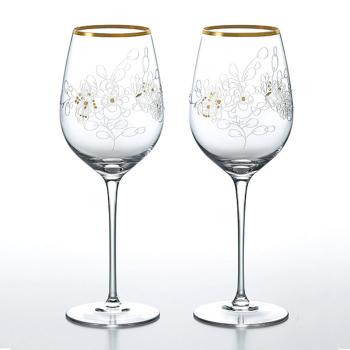 ミラノ ペアワイングラス