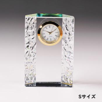 クリスタル時計 ジブレ(M)